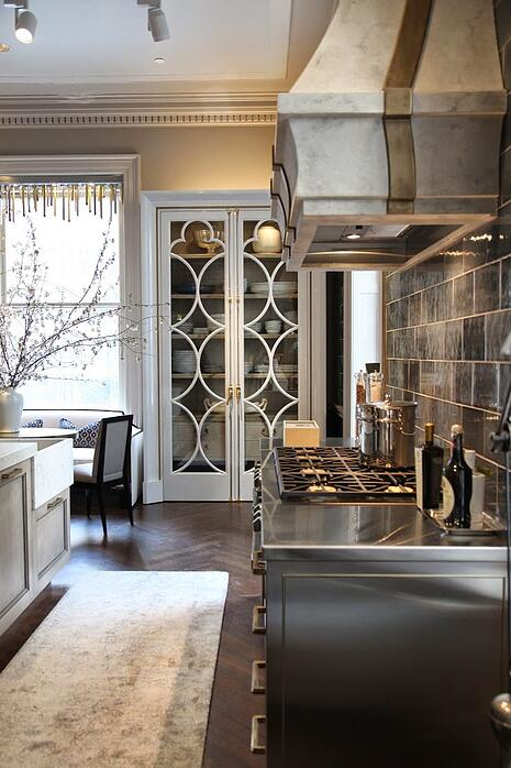 5 Places Decorative Glass Can Upgrade Your Home--Pantry Doors with Decorative Glass.jpg