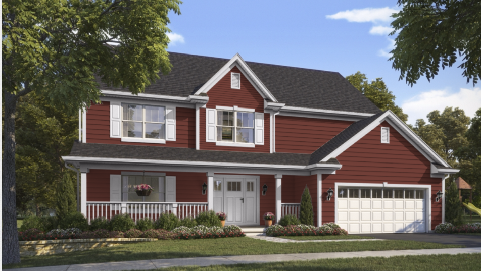 Exterior Paint Colors That Are Timeless --Red Barn House.png