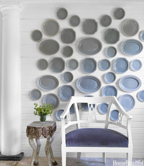 Home Decorating Ideas That Will Leave You In Awe   Plate Decor.jpg