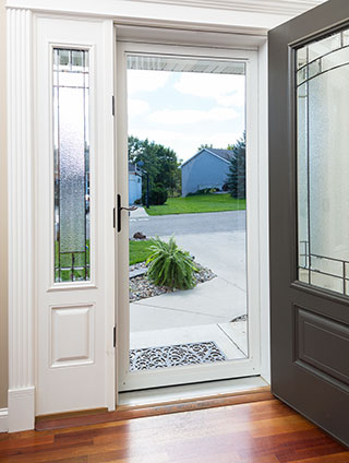 Say Hello The Newest Amp Most Innovative Larson Storm Door