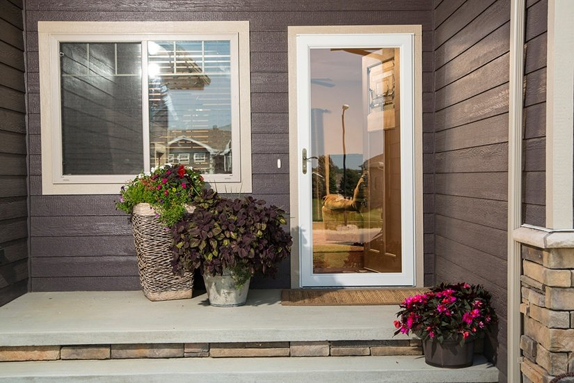 How To Switch Your Fullview Storm Door From Glass To A Full Screen Panel