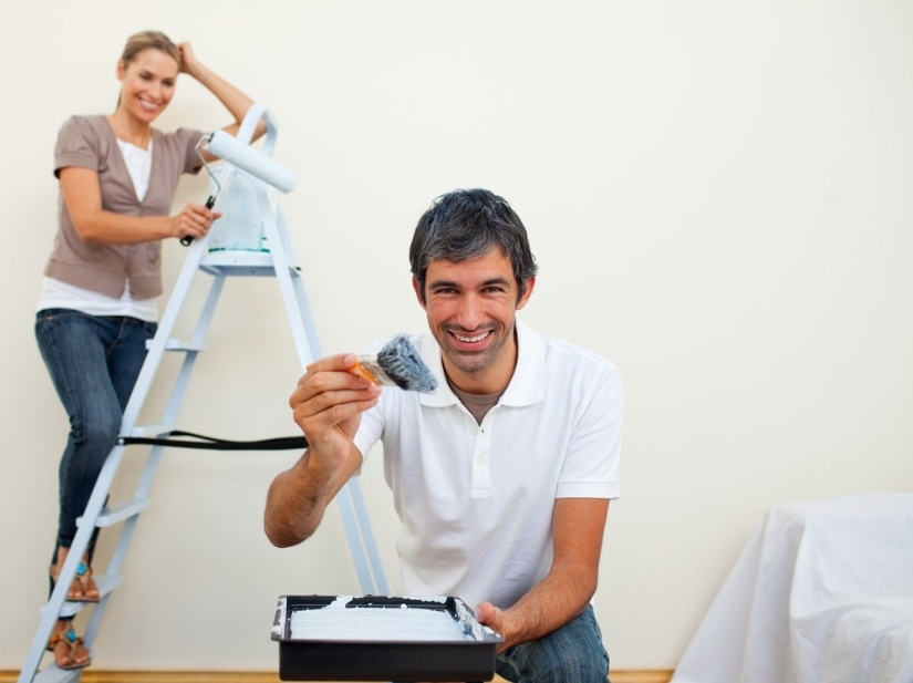4 Hacks to Make Your Paint Job Easier