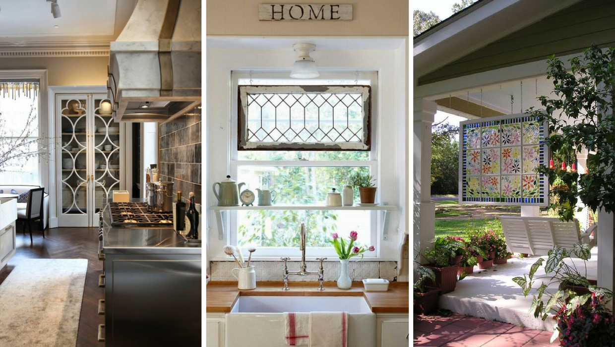 5 Places Where Decorative Glass Can Upgrade Your Home