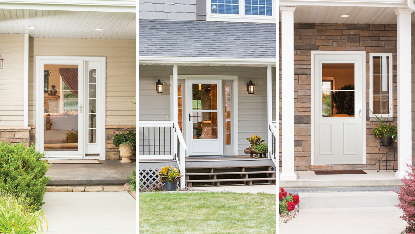 The 3 Basic Types of Storm Doors You Need To Know