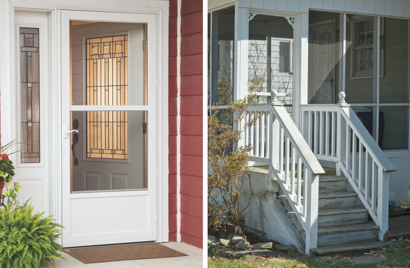 Screen Door vs. Storm Door: What's The Difference?