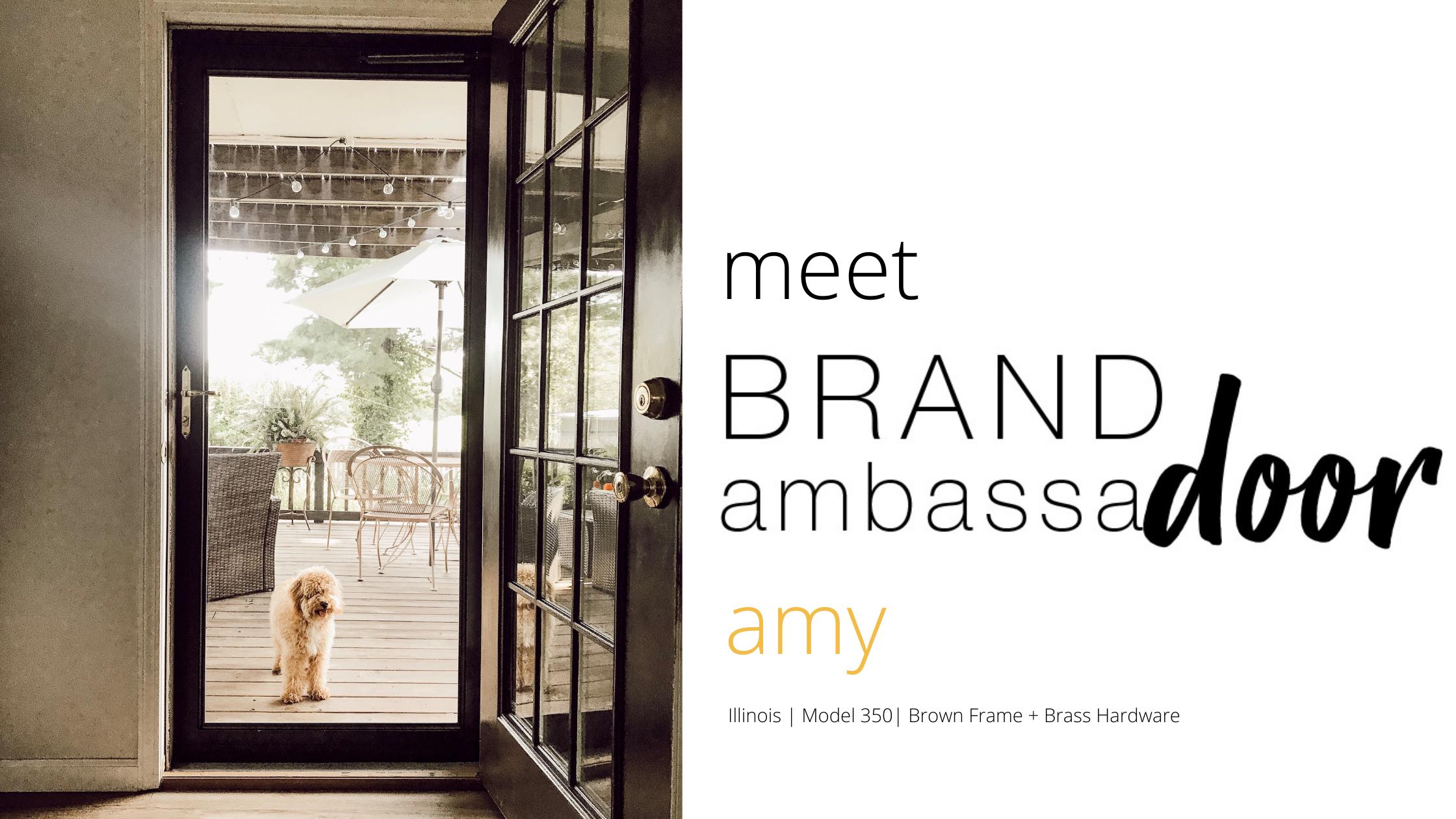 Meet Brand Ambassadoor | Amy