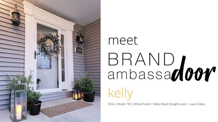 Meet Brand Ambassadoor | Kelly