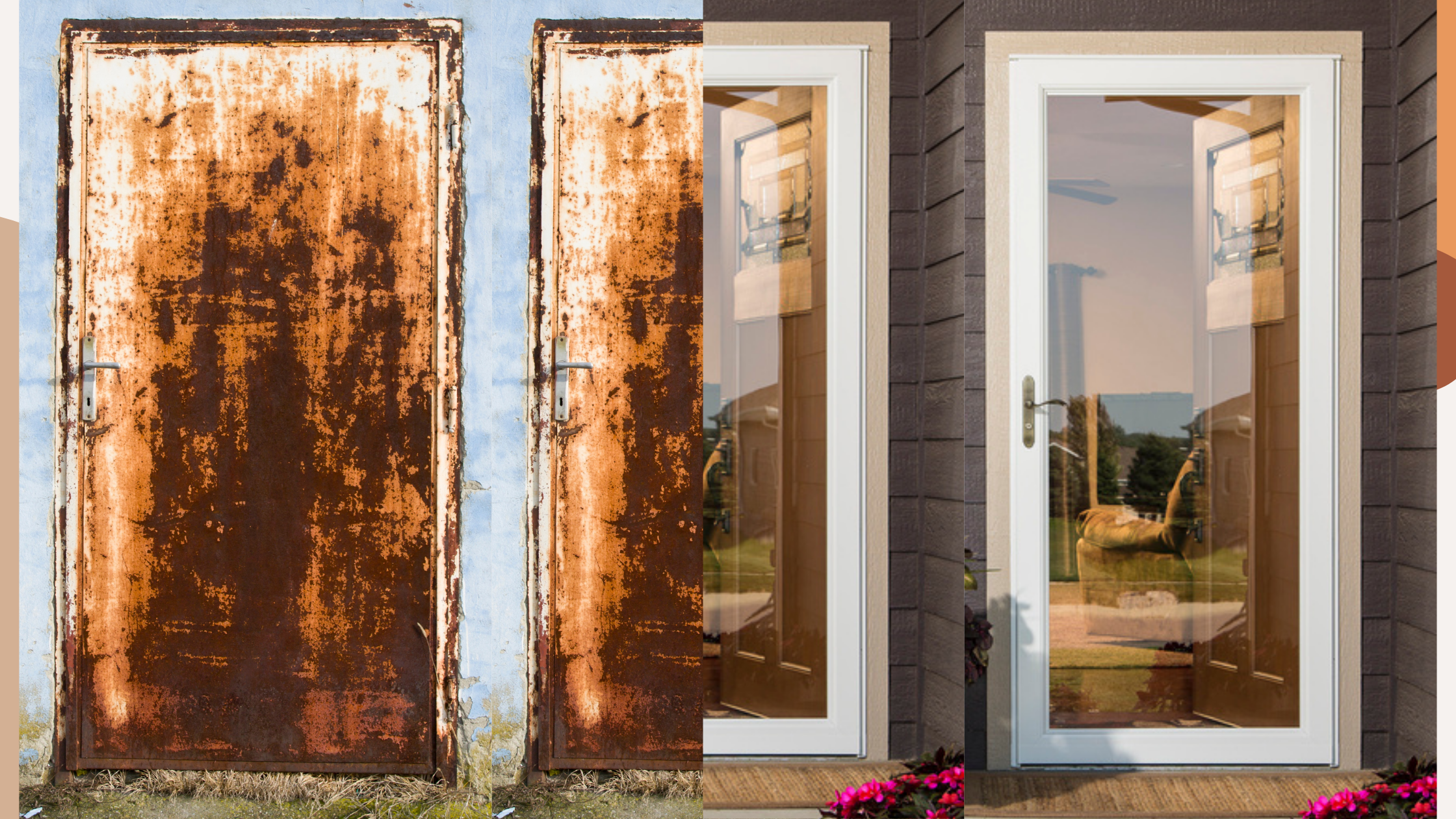 The Truth About Rust on Your Door