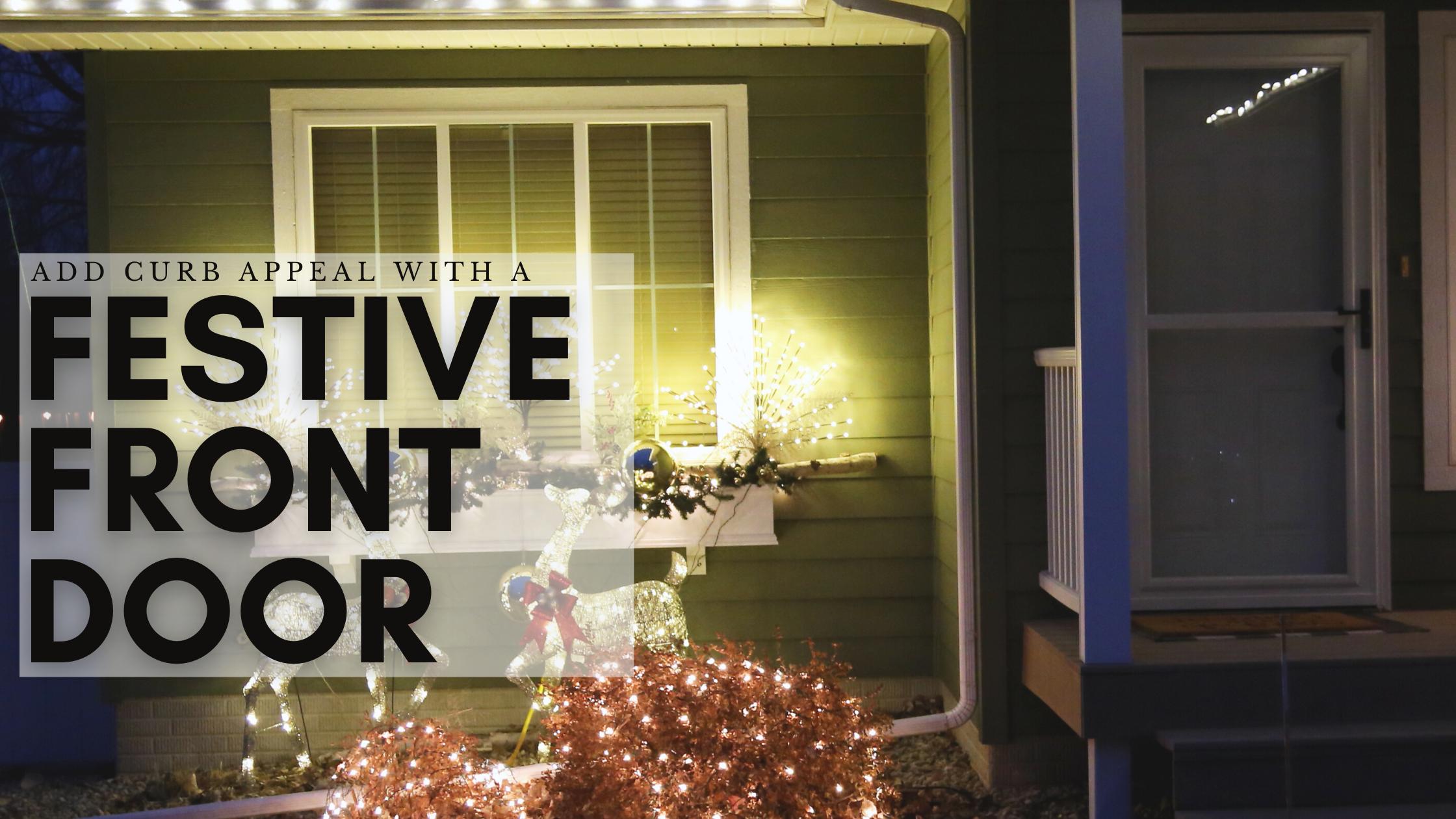 Festive Front Doors