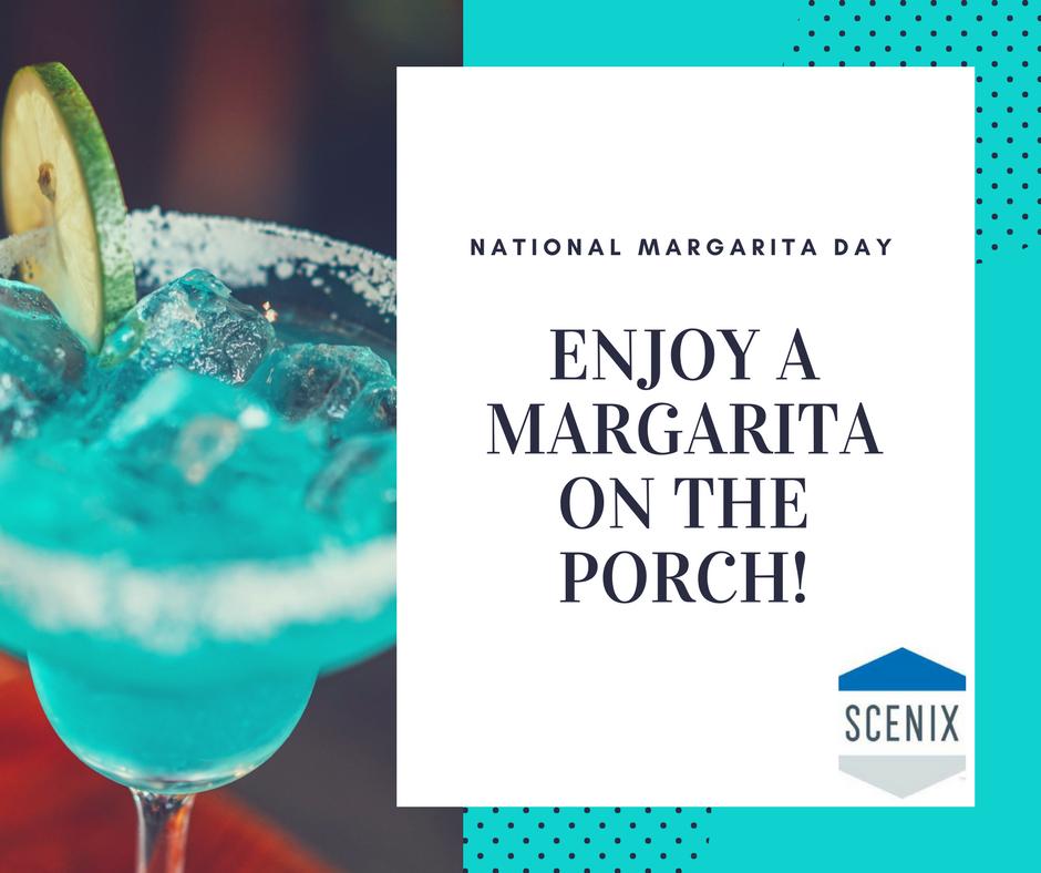 Enjoy More Margaritas on the Porch