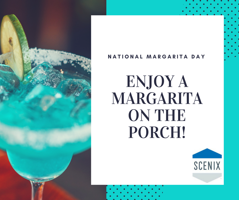 Enjoy More Margaritas on the Porch