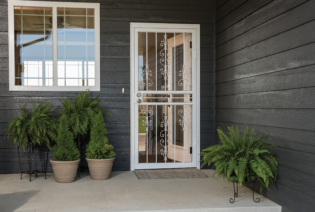 Steel Security Storm Doors: Built to Protect What Matters Most