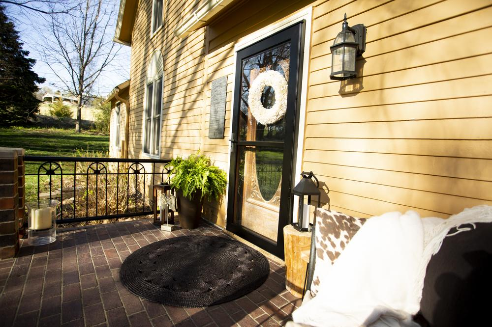 Personalizing Your Front Entrance